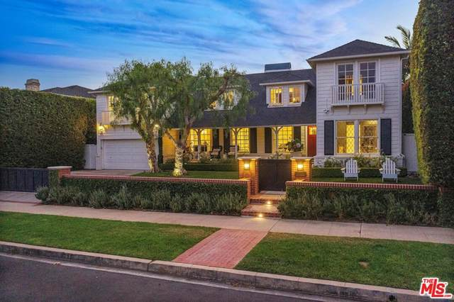 619 Ocampo Drive, Pacific Palisades, CA 90272 (#21784724) :: Blake Cory Home Selling Team