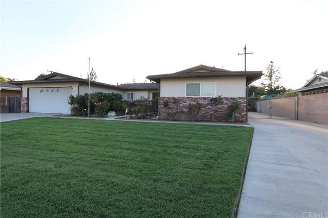12192 Cottonwood Avenue, Chino, CA 91710 (#TR21205755) :: Swack Real Estate Group | Keller Williams Realty Central Coast