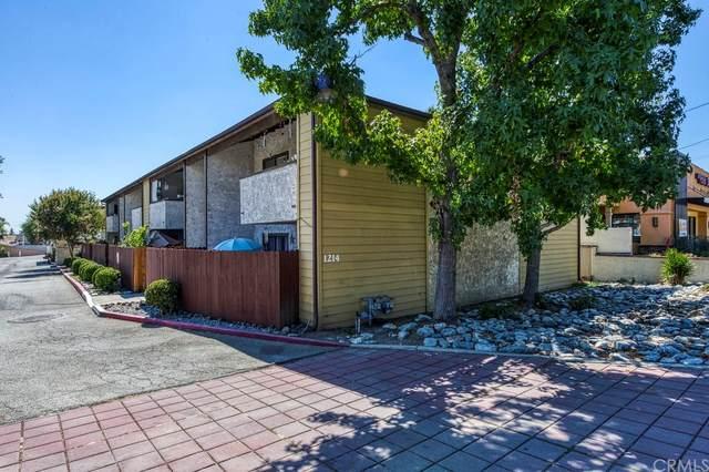 1214 Huntington Drive H, Duarte, CA 91010 (#AR21191877) :: Jett Real Estate Group