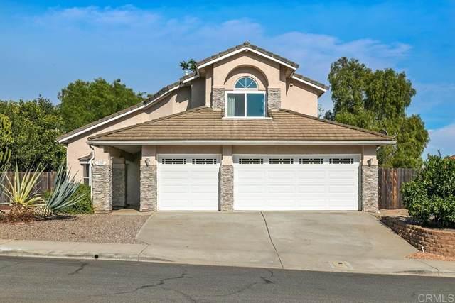 797 Palomino Court, San Marcos, CA 92069 (#NDP2110863) :: Corcoran Global Living