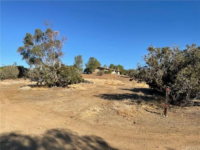 33165 Sierra Pelona Road, Agua Dulce, CA 91390 (#SR21206224) :: Swack Real Estate Group   Keller Williams Realty Central Coast