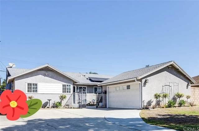 1353 W Oak Avenue, Fullerton, CA 92833 (#PW21206258) :: Cochren Realty Team   KW the Lakes