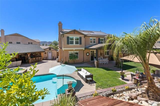 41756 Cornwell Place, Murrieta, CA 92562 (#IG21197645) :: Realty ONE Group Empire