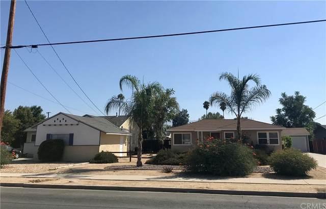 812 S Buena Vista Street, Hemet, CA 92543 (#SW21202694) :: A G Amaya Group Real Estate