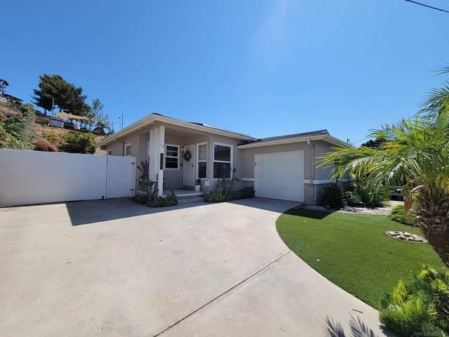 6025 Kelton Ave, La Mesa, CA 91942 (#210026601) :: Steele Canyon Realty