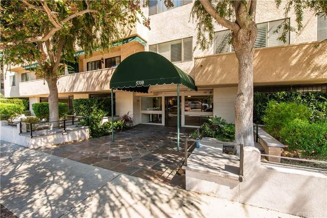 5310 Zelzah Avenue #210, Encino, CA 91316 (#SR21205771) :: Corcoran Global Living