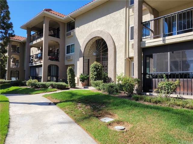 3241 San Amadeo 1-H, Laguna Woods, CA 92637 (MLS #OC21206404) :: Desert Area Homes For Sale