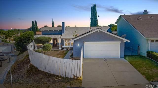 2450 Felicia Street, West Covina, CA 91792 (#DW21206507) :: Steele Canyon Realty
