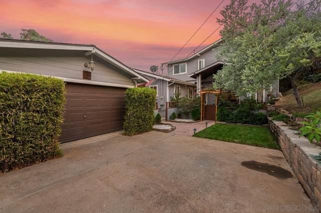 4331 Woodland Dr, La Mesa, CA 91941 (#210026627) :: Corcoran Global Living