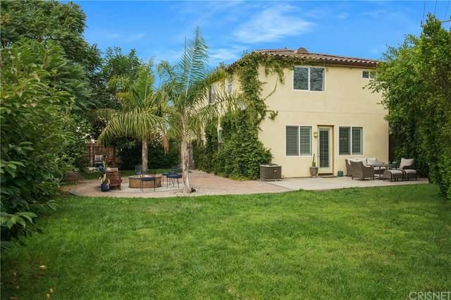11143 Laughlin Lane, North Hollywood, CA 91606 (#SR21206610) :: Steele Canyon Realty