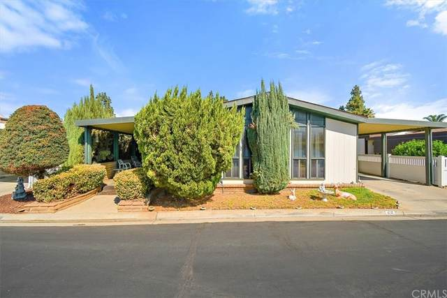 13381 Magnolia Avenue #65, Corona, CA 92879 (#EV21206649) :: Jett Real Estate Group