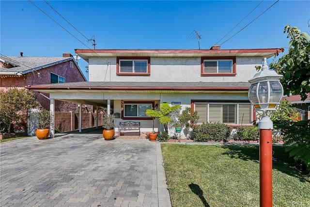 8119 Bergman Lane, Downey, CA 90242 (#PW21206659) :: Compass