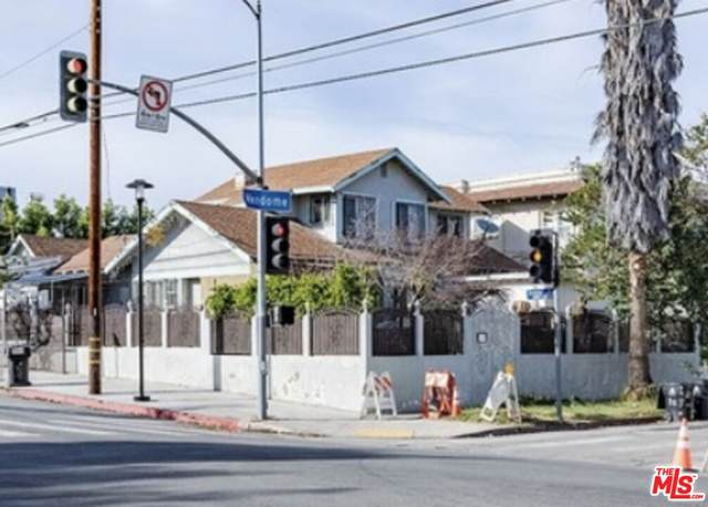 301 N Vendome Street, Los Angeles (City), CA 90026 (#21785516) :: Realty ONE Group Empire