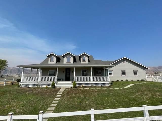 26165 Banducci Road, Tehachapi, CA 93561 (#SW21206570) :: Corcoran Global Living