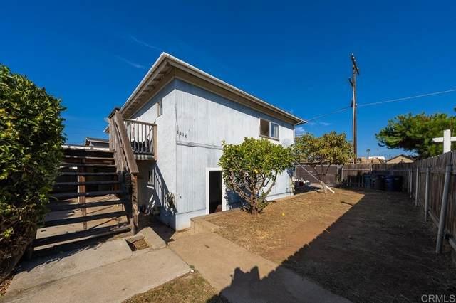 1116 Ebony Ave, Imperial Beach, CA 91932 (#PTP2106631) :: Zutila, Inc.