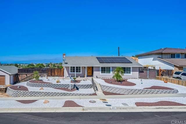 681 Laguna Drive, Corona, CA 92879 (#IG21203024) :: Jett Real Estate Group