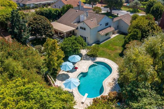 17 Country Meadow Road, Rolling Hills Estates, CA 90274 (#PV21204360) :: Corcoran Global Living