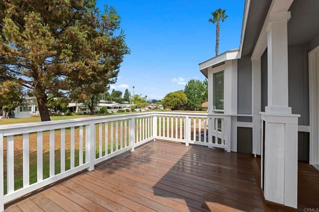 1219 E Barham Dr #96, San Marcos, CA 92078 (#NDP2110908) :: Murphy Real Estate Team
