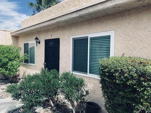 775 E Vista Chino #1, Palm Springs, CA 92262 (#219067821PS) :: Zutila, Inc.