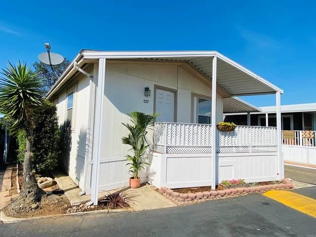 6460 Convoy Court #137, San Diego, CA 92117 (#PTP2106649) :: RE/MAX Empire Properties