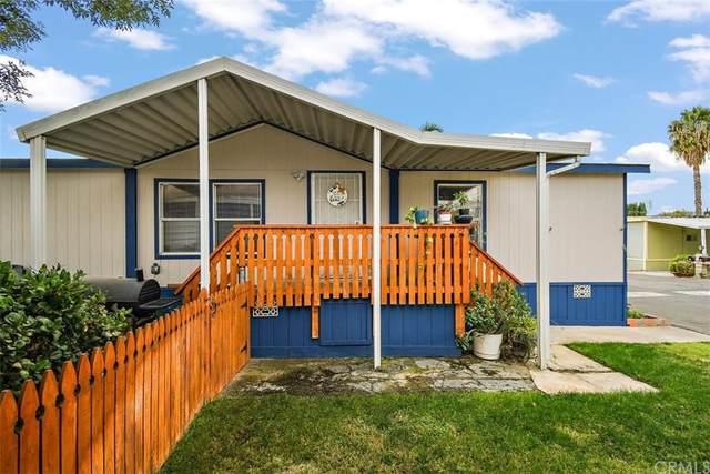 22111 Newport Avenue #46, Grand Terrace, CA 92313 (#CV21207791) :: Corcoran Global Living