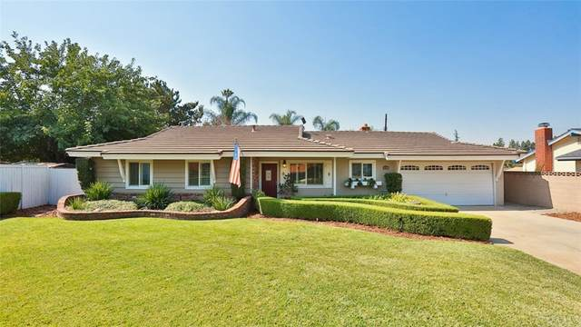 610 Gayville Drive, Claremont, CA 91711 (#CV21204587) :: RE/MAX Masters