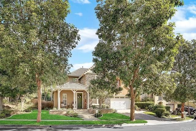 7 Newbury Way, Ladera Ranch, CA 92694 (#OC21207802) :: Legacy 15 Real Estate Brokers