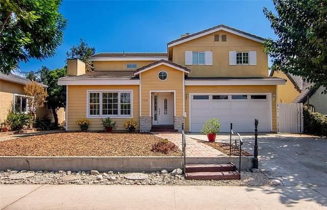 228 Irving Avenue, Glendale, CA 91201 (#BB21207844) :: Corcoran Global Living