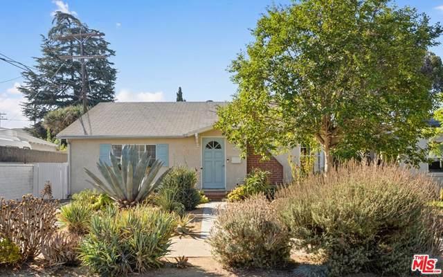10414 Myrna Street, North Hollywood, CA 91601 (#21783006) :: Steele Canyon Realty