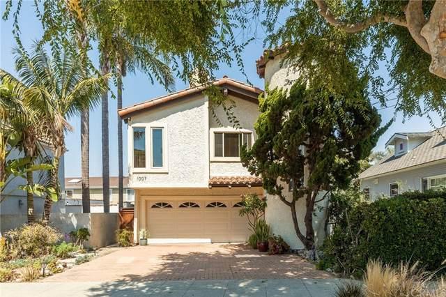 1007 Emerald Street, Redondo Beach, CA 90277 (#SB21207535) :: Go Gabby
