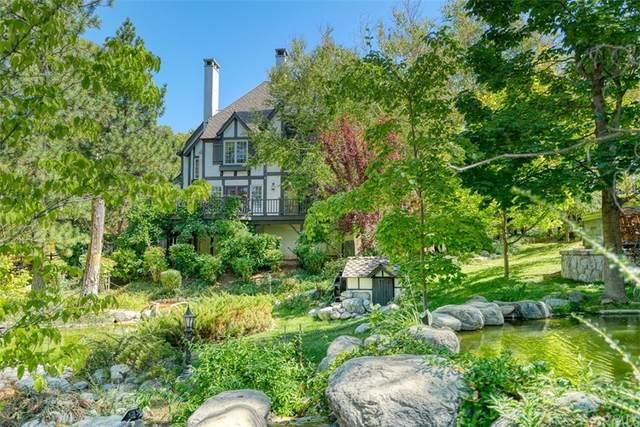 1656 Yosemite Drive, Lake Arrowhead, CA 92352 (#IV21208441) :: American Real Estate List & Sell