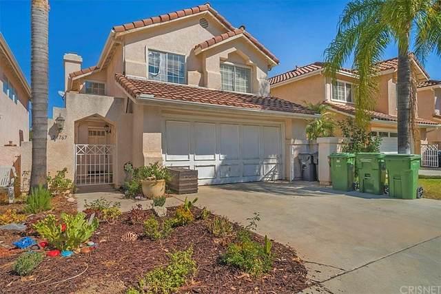 24767 Via Del Llano, Calabasas, CA 91302 (#SR21207568) :: Jett Real Estate Group
