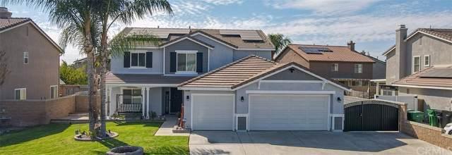 6449 Lavender Street, Eastvale, CA 92880 (#IG21208632) :: Rogers Realty Group/Berkshire Hathaway HomeServices California Properties