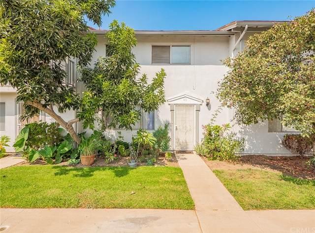 1777 Mitchell Ave #85, Tustin, CA 92780 (#PW21208748) :: Blake Cory Home Selling Team