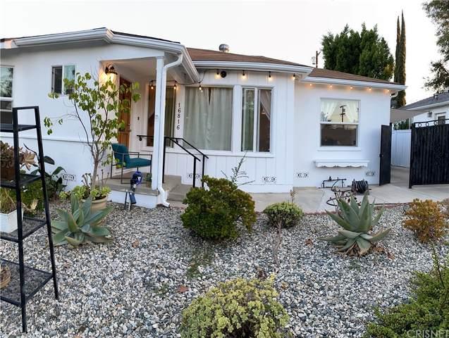 16816 Halper Street, Encino, CA 91436 (#SR21206248) :: Corcoran Global Living