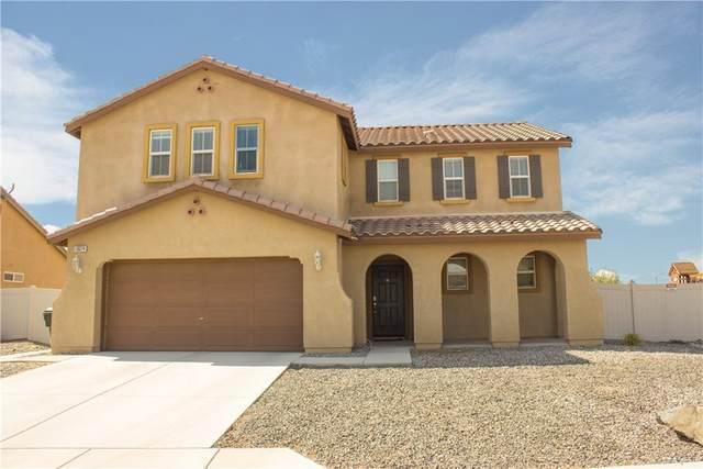 16074 Pawnee Place, Victorville, CA 92394 (#CV21208920) :: Jett Real Estate Group