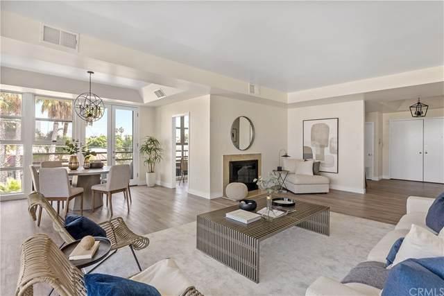 11700 Iowa Avenue #302, West Los Angeles, CA 90025 (#SB21207024) :: Corcoran Global Living