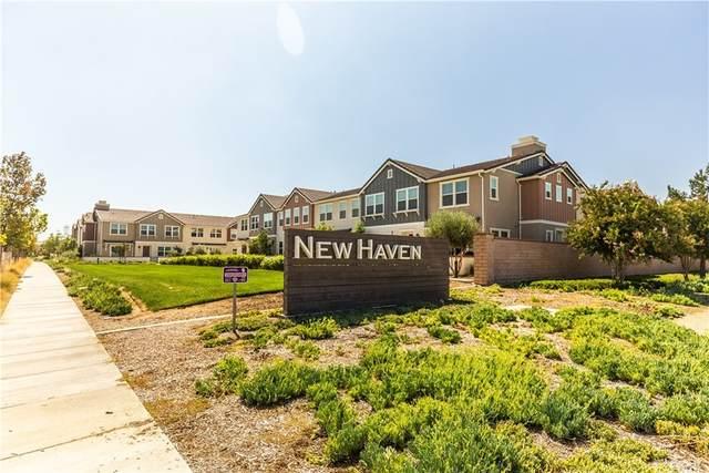 3205 E Midsummer Privado #6, Ontario, CA 91762 (#TR21209142) :: Swack Real Estate Group | Keller Williams Realty Central Coast