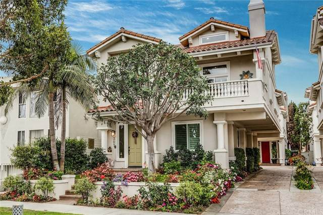 307 N Broadway A, Redondo Beach, CA 90277 (#SB21197264) :: Corcoran Global Living