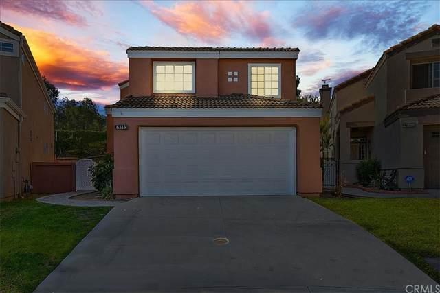 6315 Blossom Lane, Chino Hills, CA 91709 (#CV21209242) :: Rogers Realty Group/Berkshire Hathaway HomeServices California Properties