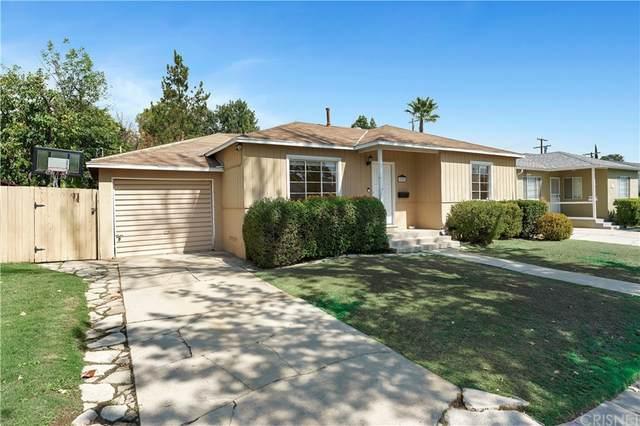 17515 Martha Street, Encino, CA 91316 (#SR21207638) :: Corcoran Global Living