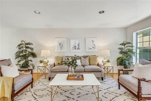 423 W Stocker Street #7, Glendale, CA 91202 (#AR21184640) :: Corcoran Global Living