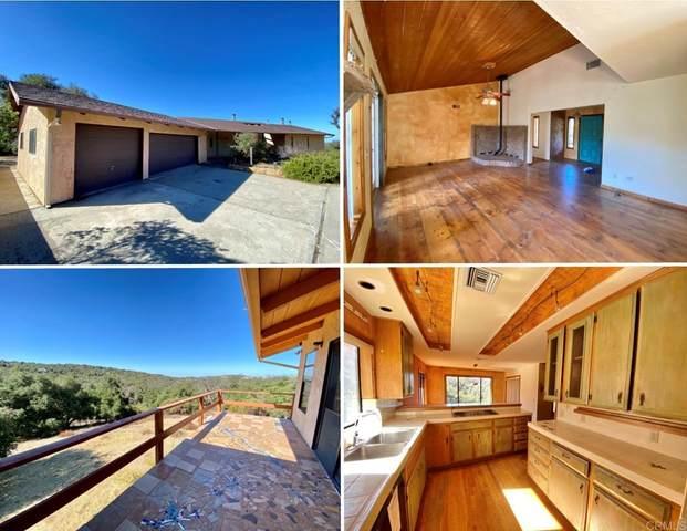 3252 Pine Hills Road, Julian, CA 92036 (#NDP2110987) :: Cochren Realty Team | KW the Lakes