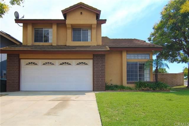 15931 Oak Canyon Drive, Chino Hills, CA 91709 (#OC21209818) :: Jett Real Estate Group