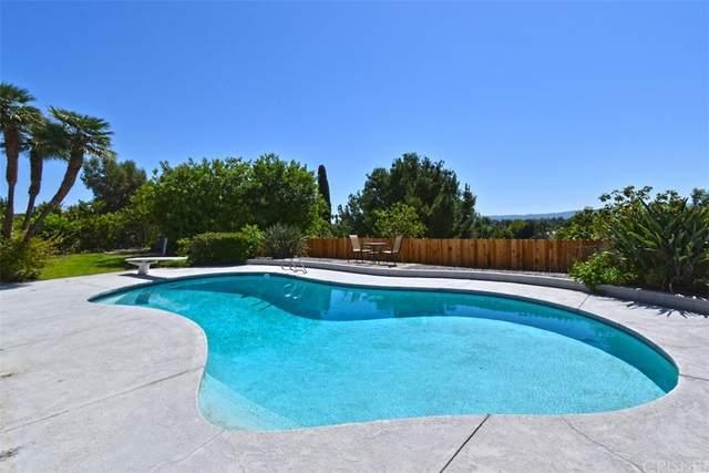 17324 Ballinger Street, Northridge, CA 91325 (#SR21209625) :: Corcoran Global Living