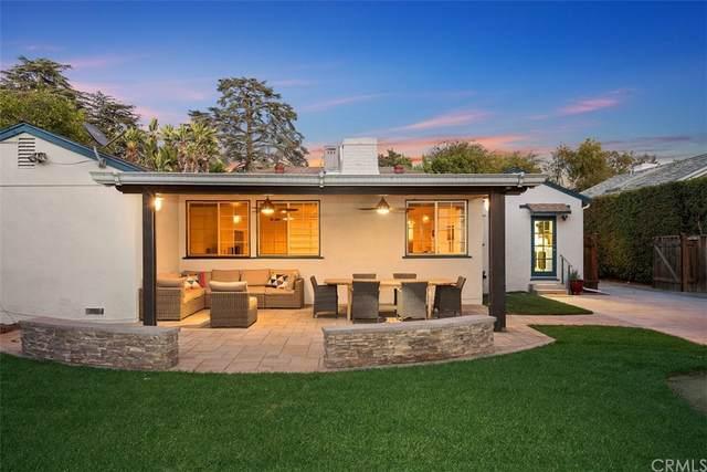5439 Ben Avenue, Valley Village, CA 91607 (#OC21208035) :: Jett Real Estate Group