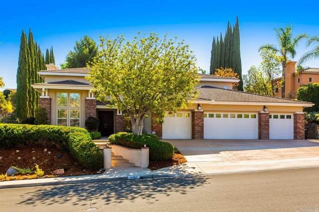 11757 Treadwell Drive, Poway, CA 92064 (#NDP2111018) :: Corcoran Global Living