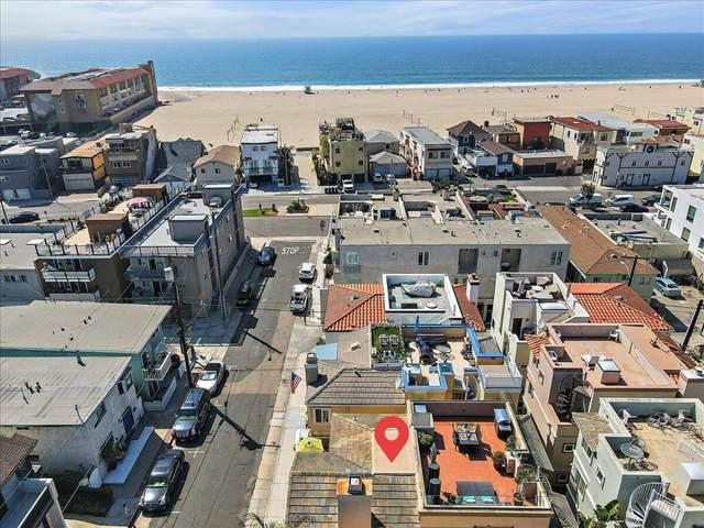 133 Lyndon Street, Hermosa Beach, CA 90254 (#219067969DA) :: Compass
