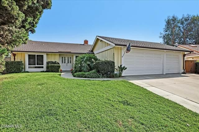 194 Wedgewood Circle, Thousand Oaks, CA 91360 (#221005221) :: Blake Cory Home Selling Team