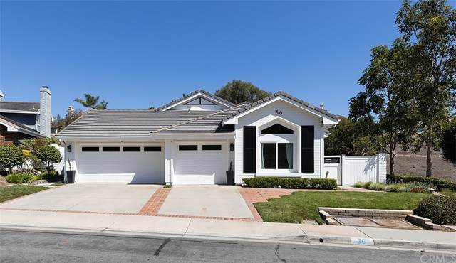 36 Richmond, Laguna Niguel, CA 92677 (#OC21210416) :: Legacy 15 Real Estate Brokers